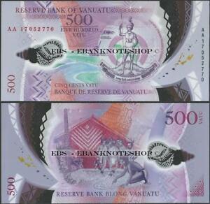 Billet de Banque-VANUATU- P18- 500 Vatu- polymère- universel- 2017 @ ebanknoteshop-0 Vatu-Polymer- Uncirculated -2017@ Ebanknoteshopafficher le titre d`origine 4soIF35R-07140852-572097796