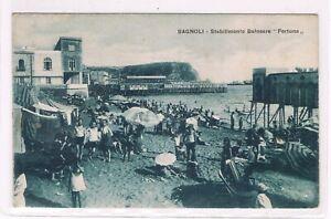 napoli-bagnoli-spiaggia-fortuna-animatissima-spedita-anni-30
