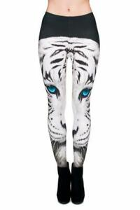 7fe0504844571 Image is loading Tiger-Stretch-Yoga-Leggings-Gym-Fitness-Running-Pilates-