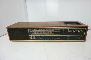RFT-Prominent-Duo-202-DDR-Radio-Kassette-Retro-Vintage-Raritaet-Sammler-Antik