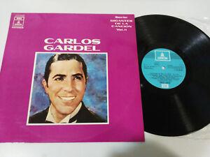 CARLOS-GARDEL-TANGOS-VOL-14-LP-VINYL-VINILO-12-034-VG-VG-ODEON-1970-SPAIN-EDIT