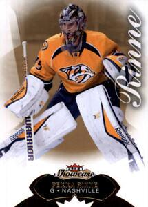 2014-15-Fleer-Showcase-Hockey-95-Pekka-Rinne-Nashville-Predators