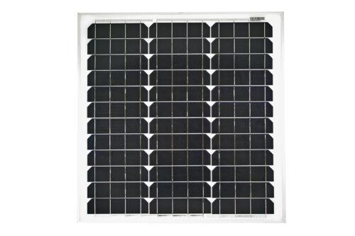 40 W Module Solaire Panneau Photovoltaïque Cellule 40 Watt Mono Nouveau Tüv Cert