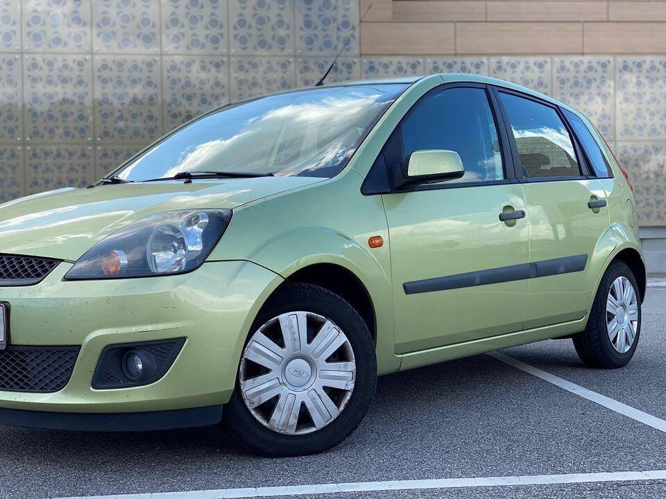 Ford Fiesta, 1,4 Ambiente, Benzin