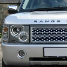 SUPERCHARGED style front GRILLE for RangeRover L322 Vogue 2003-05 Grey HSE grill