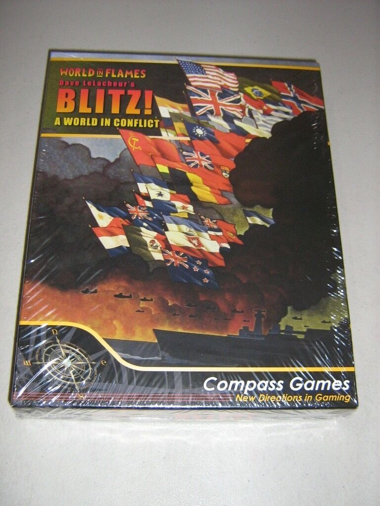 Blitz  A World in Conflict (New)