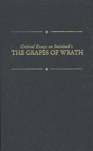 critical essays on steinbeck the grapes of wrath
