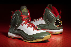 d76bcb9ee0c3 Image is loading Adidas-D-Rose-5-Boost-C76493-Several-Sizes-