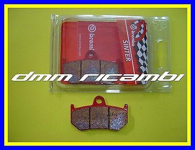 PASTIGLIE ANTERIORI  BREMBO SC SINTER DUCATI 848 2008 />