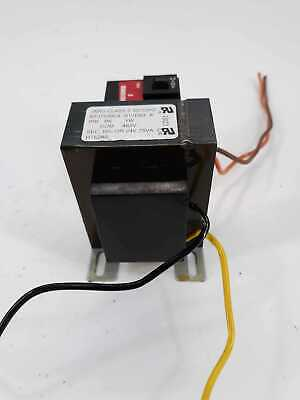 New Other SEC 24V Intec Controls 7511CBDH Transformer w// breaker PRI 120V