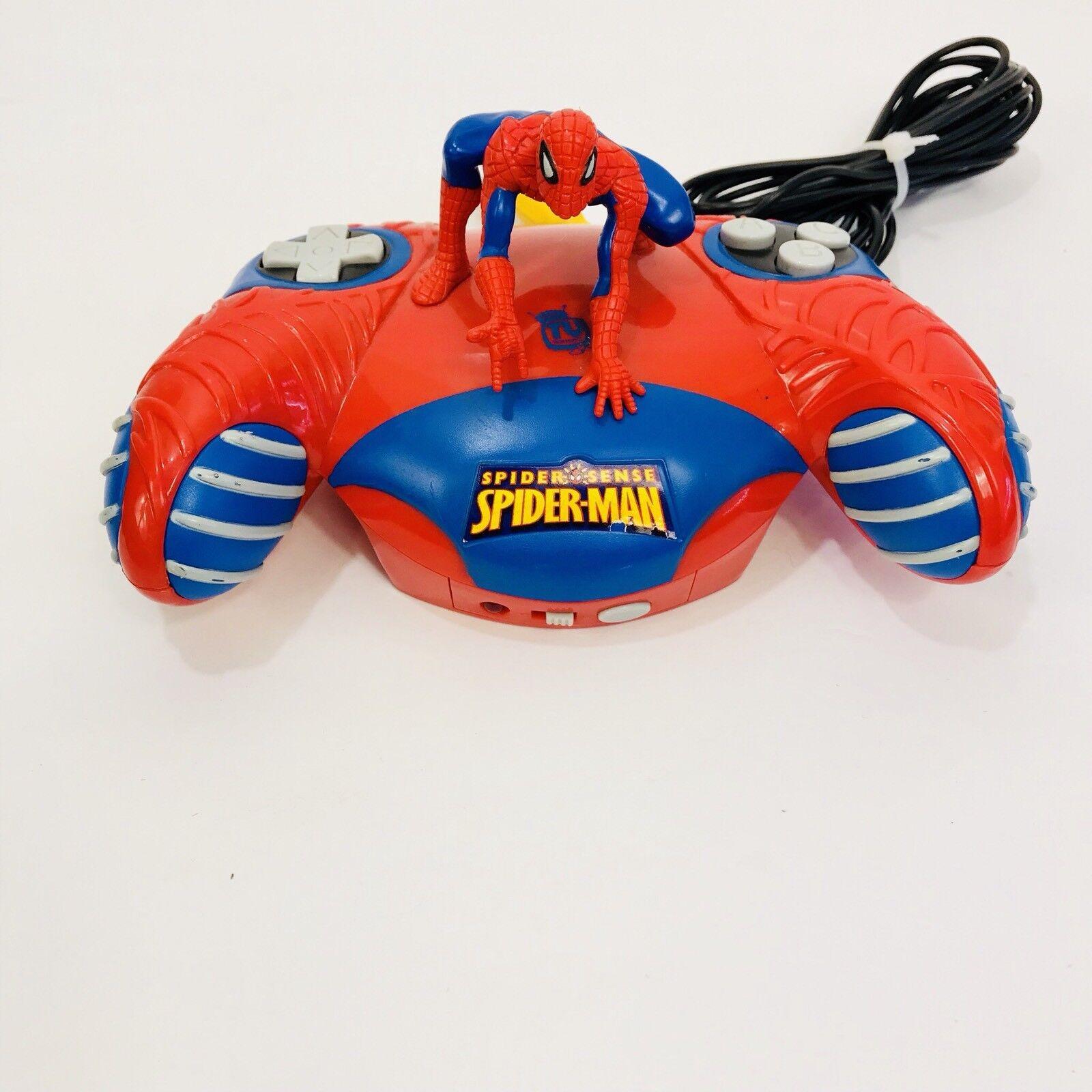 Marvel Spiderman Spider Sense 2009 Jakks Pacific Plug And Play Video Game