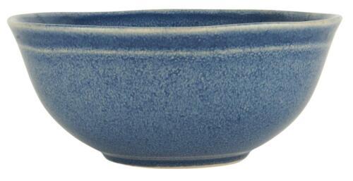 14,5cm blau aus Steingut Ib Laursen 6cm D Müslischale BLUE DUNES H