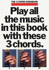 The 3 Chord Songbook Book 1 by Music Sales Ltd (Paperback, 2000)