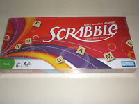 Hasbro ,parker Brothers Scrabble Crossword Gameboard Made In Usa