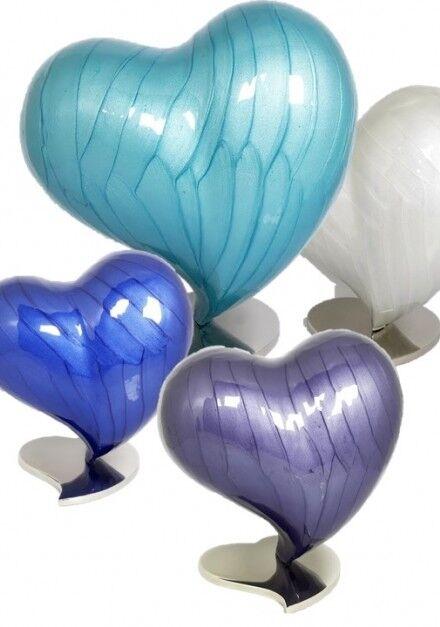 Les récompenses de chance bonne chance de du Nouvel An sont non-stop Watford Heart Cremation Cendres Urn Range 8b17eb