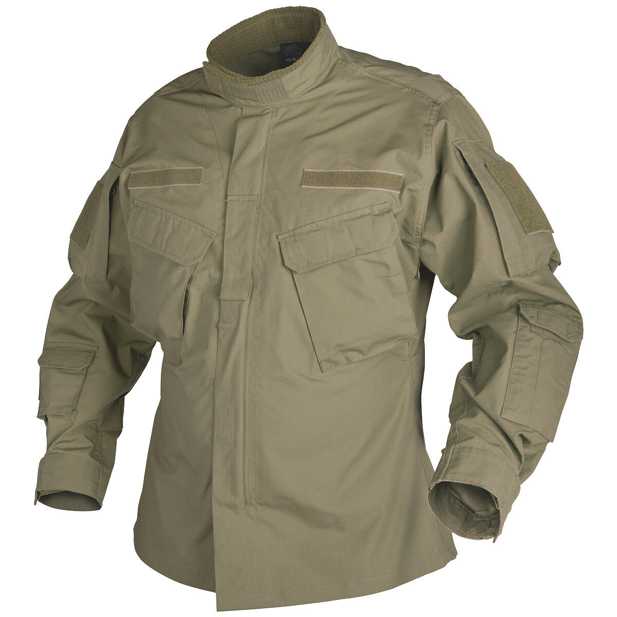 Helikon Helikon Helikon Tattica Army Jacket Cpu Patrol uomo Shirt Airsoft Tiro Coyote Tan 52e728