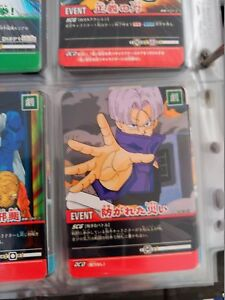 Actif Dragon Ball Z Super Card Game Data Carddass Dbz 2 Serie 2 Db-183-ii 183 RafraîChissement