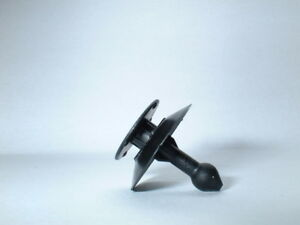 10x-Befestigungsclips-Tuerverkleidung-Innenverkleidung-Ford-1020732