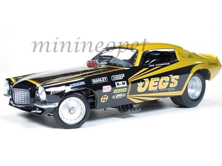 Venta en línea precio bajo descuento Autoworld aw1160 1970 70 Chevrolet Chevrolet Chevrolet Camaro har jeg de Coughlin Nhra Funny Coche 1 18  gran descuento