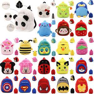 Baby-Toddler-Kids-Child-Mini-Lovely-Animal-Backpack-Schoolbag-Shoulder-Bag-Gifts