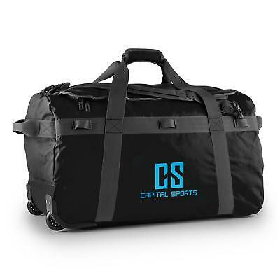[OCCASION] Capital Sports Journ Sac de sport 90l Sac à dos Trolley imperméable -