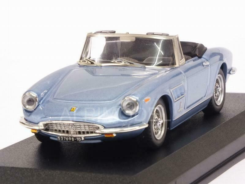 Ferrari 330 GTS 1967 Light bleu Metallic 1 43 BEST 9714