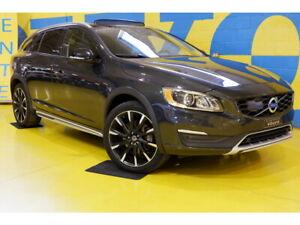 2018 Volvo V60 Cross Country - V60 Cross Country - AWD - FULL + Winter Pack