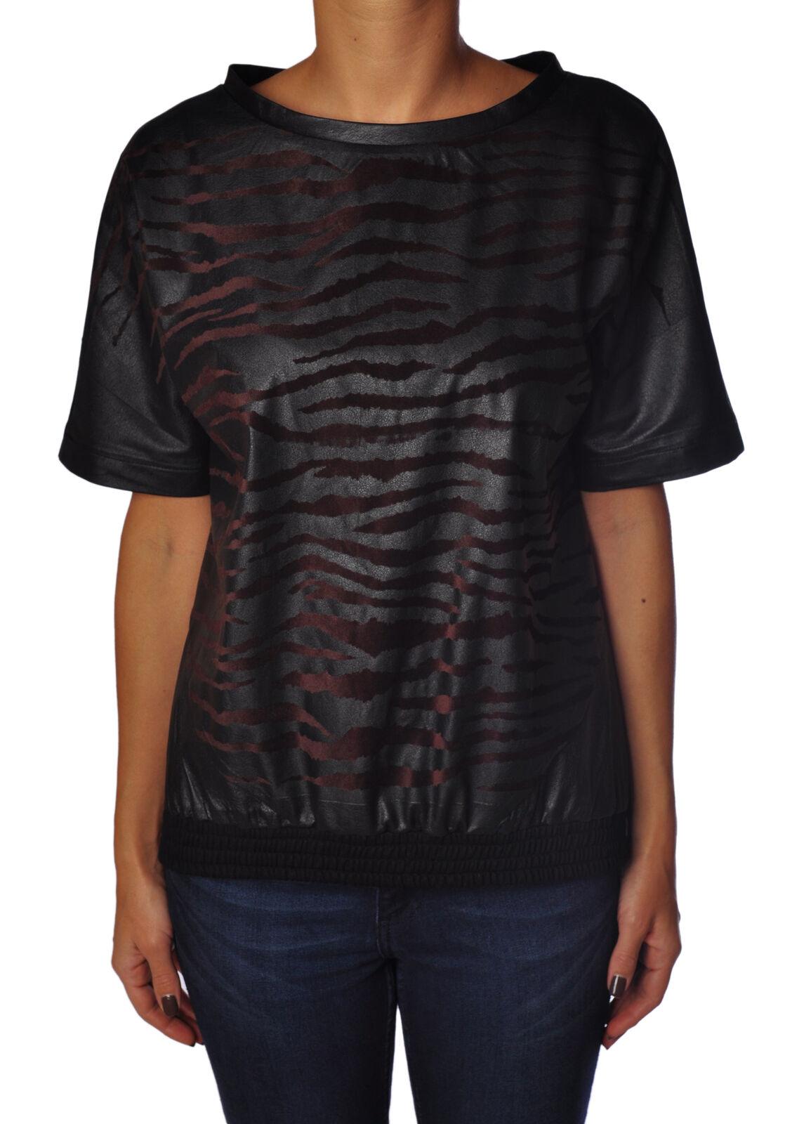 Annaritan - Knitwear-Sweaters - woman - schwarz - 727317C183652