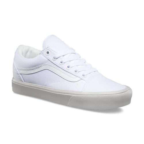 Vans Old Skool Lite Pastel Pop True White Men's 4 Women's 5.5