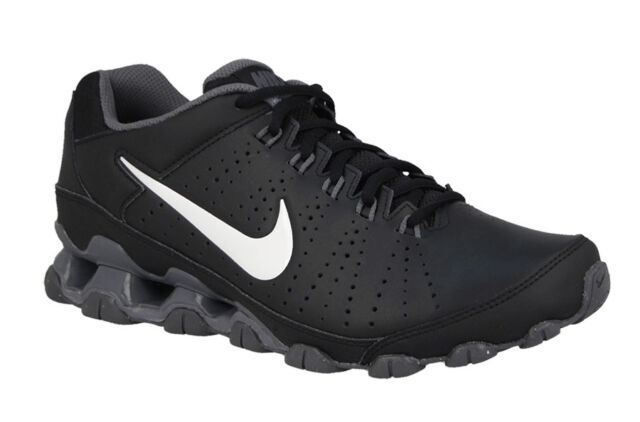 5e8a74e8932 NIB Men s Authentic Nike Reax TR 9 Running Athletic Shoes Sneakers Shox  Black