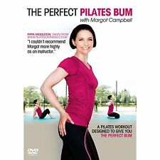 THE PERFECT PILATES BUM DVD FITNESS WORKOUT KEEP FIT BOTTOM