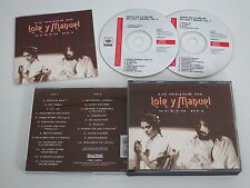 LOLE Y MANUEL/NUEVO DIA-LO DE LOLE Y MANUEL(CBS/SONY 4746791 2) 2XCD BOX