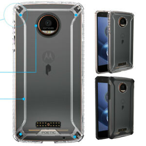 the best attitude f7e4b 959c0 For Moto Z Force /Z Force Droid Poetic Affinity Series Premium Thin ...