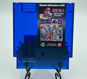239 in 1 NES Classic Collection one Cartridge   US Seller   Free Fast Shipping!