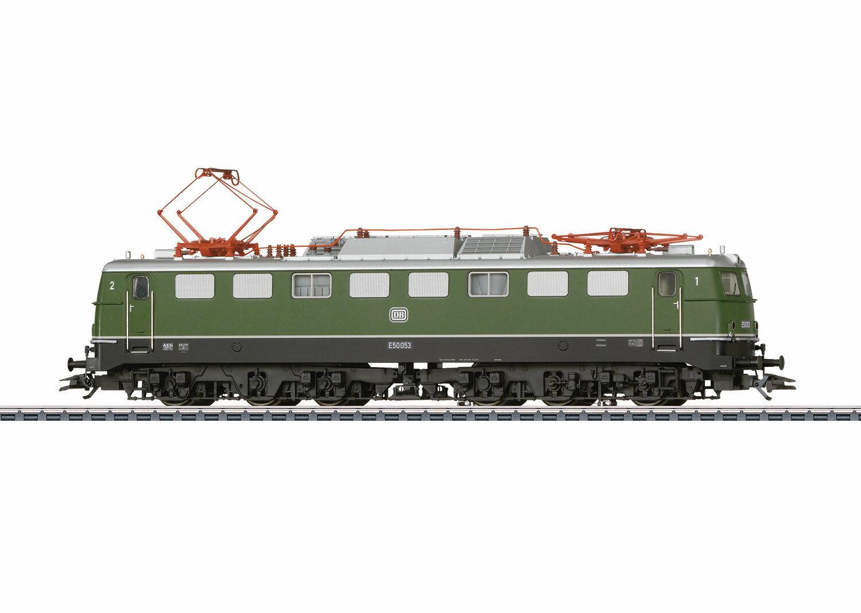 M'rklin 37854 DB III E50 verde mfx NEW OVP