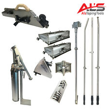 Platinum Drywall Tool Finishing Set With 10 Amp 12 Flat Boxes With Advance Banjo