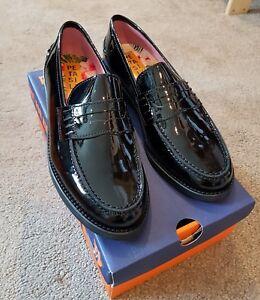 mocassini scuola 5 neri lavoro per da scarpe 2 ragazza taglia da Mocassini basse scarpe qw0Ew