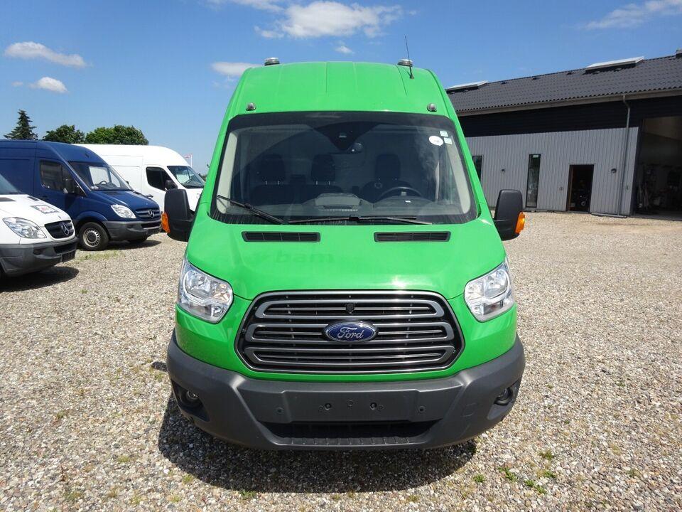 Ford Transit 470E, årg. 2015, km 76000