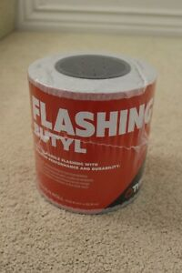9x75 Roll TYPAR Flexible Flashing for Windows /& Doors