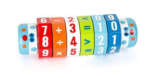 Maths Helper Schoo Rotating Maths Blocks 1x1 Basic Arithmetic Primary School