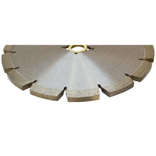 "7/"" x .250/"" Tuck Point blade Cutting Cutter DM 7//8/""-5//8/"" 10mm Rim Concrete Mortar"