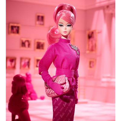 PROUDLY PINK SILKSTONE BARBIE DOLL FASHION MODEL PRESALE COMING 2019