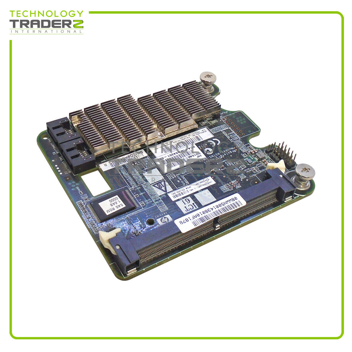 484299-B21 HP P712m/ZM Int PCIe x8 SAS Controller 531456-001 484301-001 *Pulled*