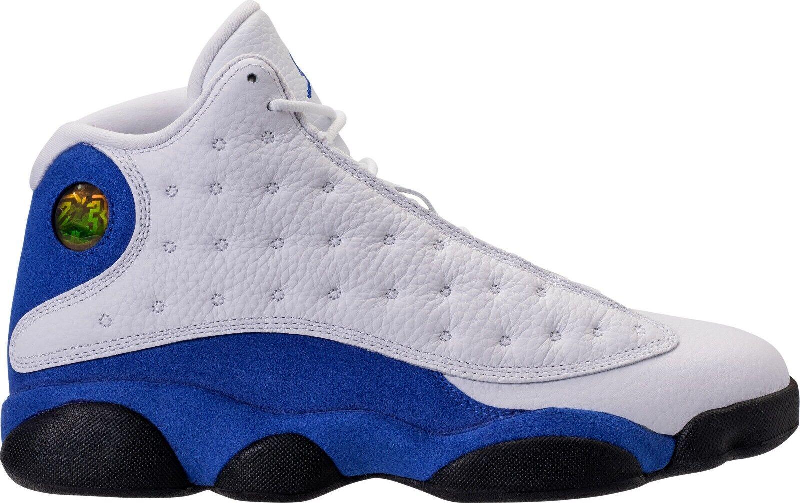 Nike Air Jordan Retro 13 Hyper Royal 414571-117 Mens 414575-117 PS Blue 3C - 15 The latest discount shoes for men and women