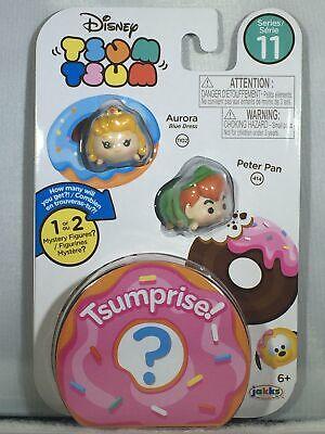 Aurora Peter Pan and Tsumprise Tsum tsum series 11-3 pack