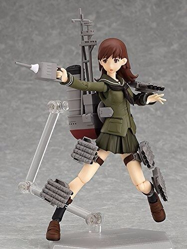 Figma 267 Kantai Collection -KanColle- Ooi Figure Max Max Max Factory NEW from Japan d4403f