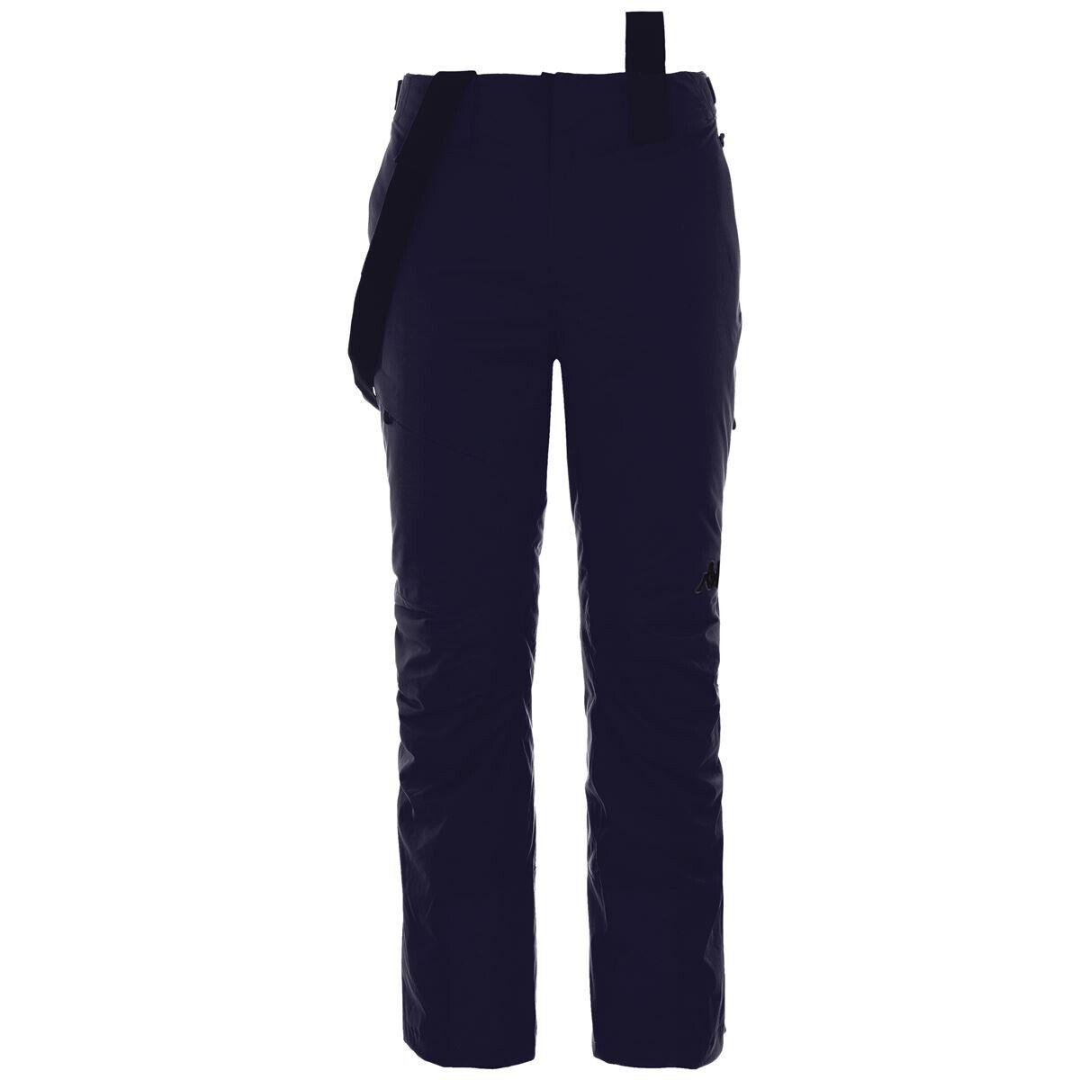 Kappa Pantalone da Sci Uomo 6Cento 622A Blu Codice 303PBZ0919  9M