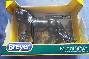 CARLTONLIMA-EMMA-Fell-Pony-Breyer-Horse-NIB-FREE-USA-PRIORITY-Shipping