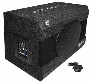 aktiv subwoofer hifonics vx690a subwoofer mit verst rker. Black Bedroom Furniture Sets. Home Design Ideas