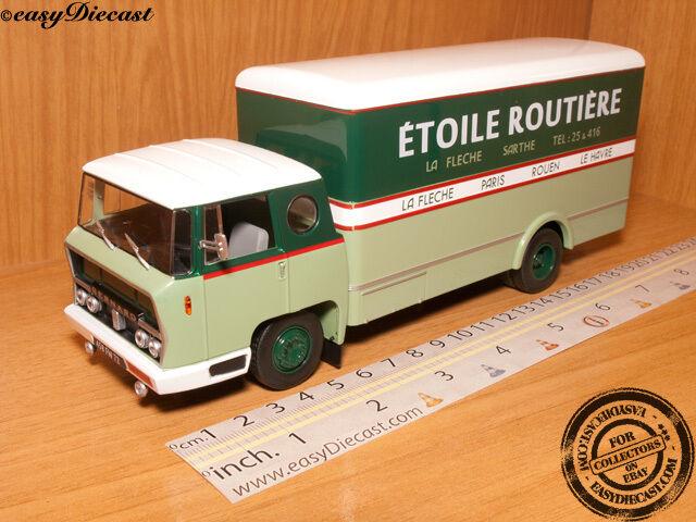 perfecto Bernard 19 19 19 da Étoile routière 1 43 camión Francia 1961  venderse como panqueques